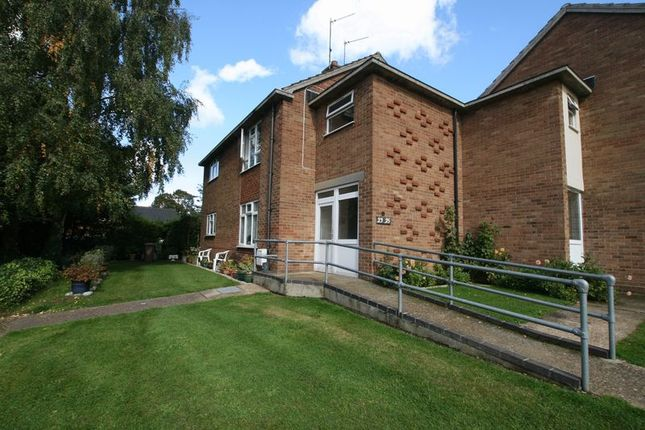 Thumbnail Flat for sale in Lancaster Close, Fakenham
