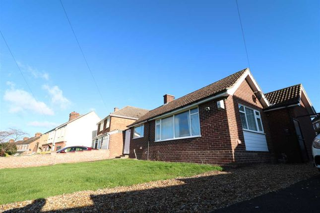 Thumbnail Bungalow to rent in New Road, Bromham, Bedford
