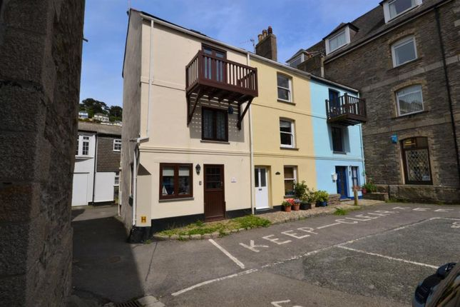2 bed end terrace house for sale in The Quay, East Looe, Cornwall
