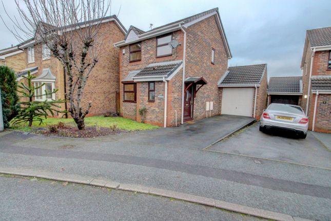 Thumbnail Detached house for sale in Dales Brow Avenue, Ashton-Under-Lyne