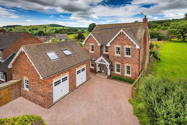 Thumbnail Detached house for sale in Chorley, Bridgnorth