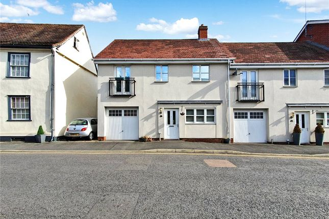 Thumbnail End terrace house for sale in Parsonage Street, Halstead, Essex