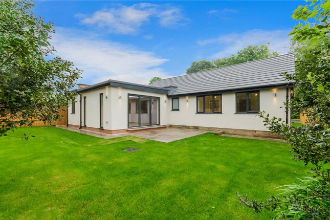 Thumbnail Detached bungalow for sale in Mill Lane, Oasby, Grantham