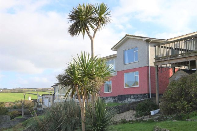 Thumbnail Country house for sale in Wheal Leisure, Perranporth