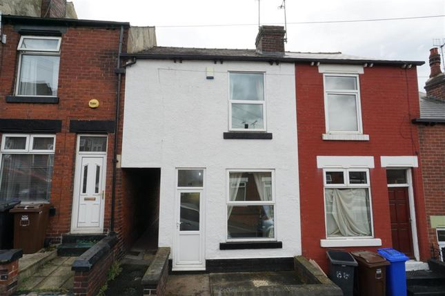 2 bed terraced house to rent in Aisthorpe Road, Woodseats, Sheffield S8