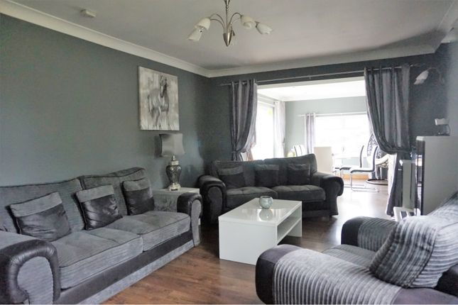 Thumbnail Detached bungalow for sale in Recreation, Bargoed