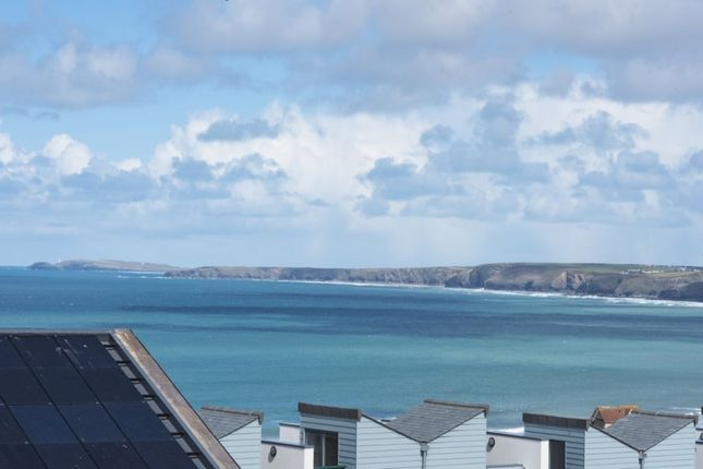 Thumbnail Flat for sale in The Trevose, Seaquest Mount Wise, Newquay