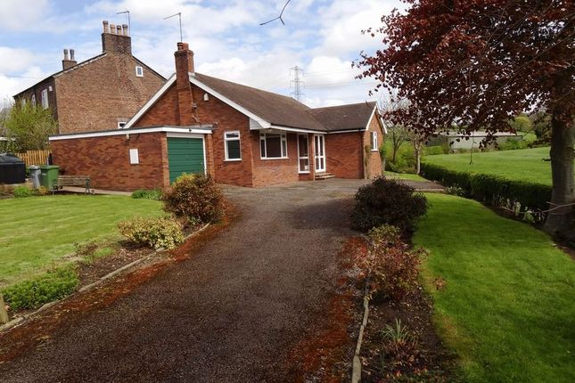 Thumbnail Detached bungalow to rent in The Meads, Cowbrook Lane, Gawsworth