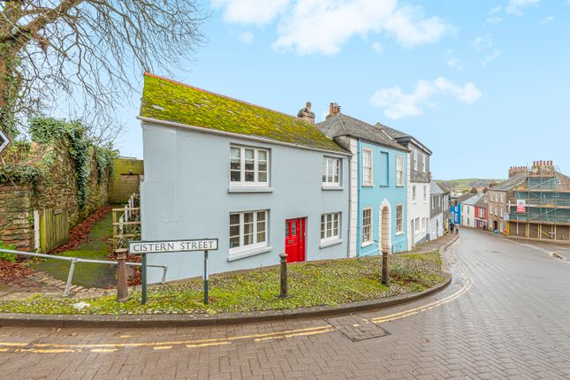Thumbnail End terrace house for sale in Cistern Street, Totnes