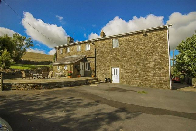 Thumbnail Farmhouse for sale in Todmorden Road, Bacup, Lancashire