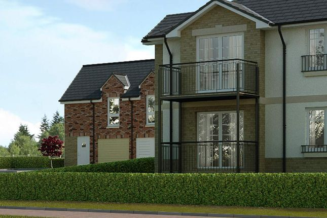 "Thumbnail Flat for sale in ""Kildonan"" at Cathkin Road, Carmunnock, Clarkston, Glasgow"