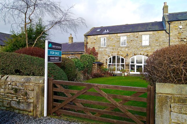 Thumbnail Barn conversion for sale in Sandhoe, Hexham