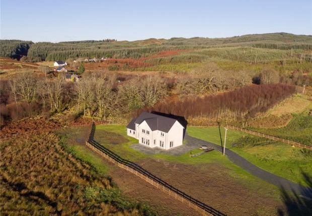 Thumbnail Detached house for sale in Silvercraigs, Lochgilphead, Argyll And Bute