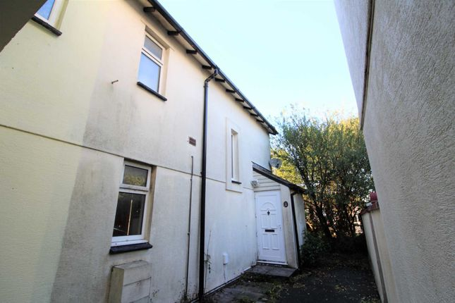Thumbnail End terrace house for sale in Langerwell Close, Lower Burraton, Saltash