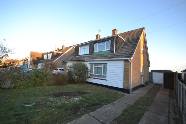 Thumbnail Semi-detached house for sale in Spells Close, Southminster