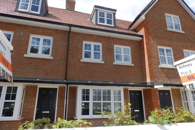 Thumbnail Town house to rent in Barming Walk, Barming, Maidstone