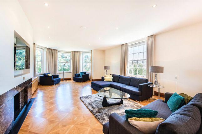Thumbnail Flat to rent in Park Road, St John's Wood, London