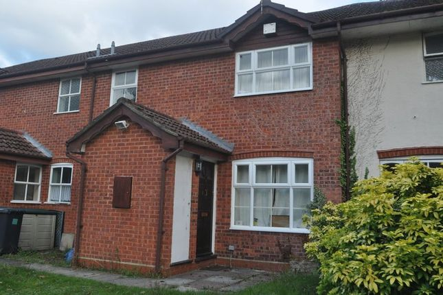 Thumbnail Terraced house to rent in Queensbury Place, Hawley Hill, Camberley