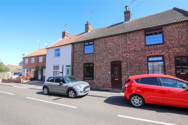 Thumbnail Terraced house for sale in Thornton Street, Barrow-Upon-Humber, North Lincolnshire