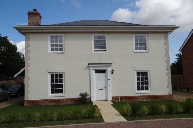 Thumbnail Detached house for sale in Chapel Farm Close, Gislingham, Eye