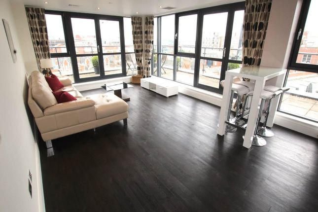 Thumbnail Flat to rent in The Ropewalk, The Park, Nottingham