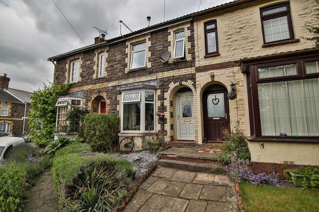 Thumbnail Terraced house for sale in Sunnybank, Abergavenny