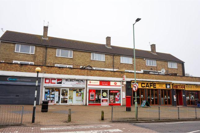 Thumbnail Flat for sale in Aycliffe Road, Borehamwood