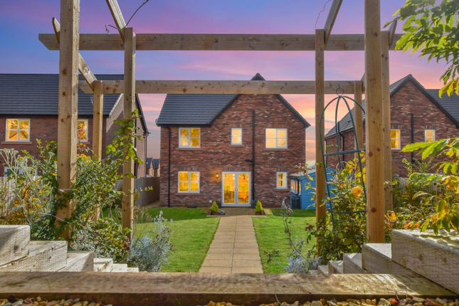 Thumbnail Detached house for sale in Cumwhinton, Carlisle