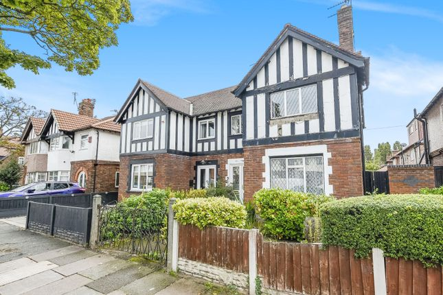 3 bed semi-detached house for sale in Brooke Road East, Liverpool L22