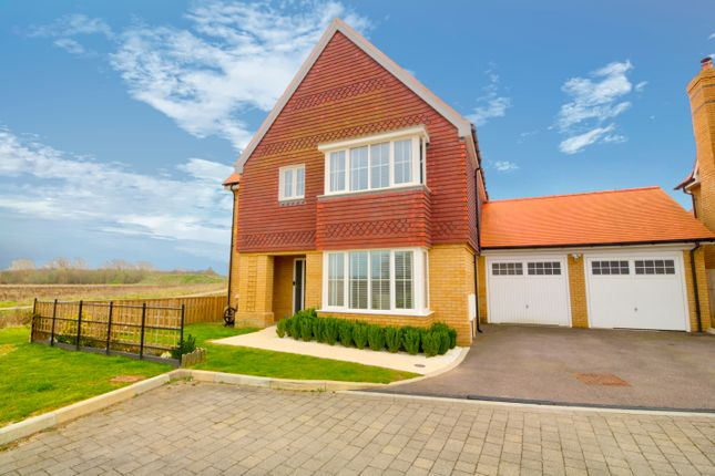 Thumbnail Detached house for sale in Wren Drive, Finberry, Ashford