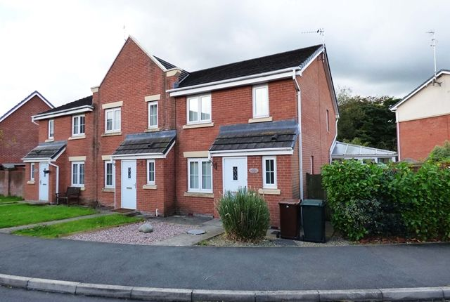 Thumbnail End terrace house to rent in Sunningdale Drive, Buckshaw Village, Nr Cholrey