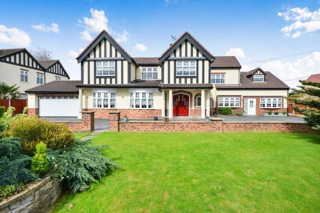 Thumbnail Detached house for sale in Sutton Road, Kirkby In Ashfield, Nottingham, Nottinghamshire
