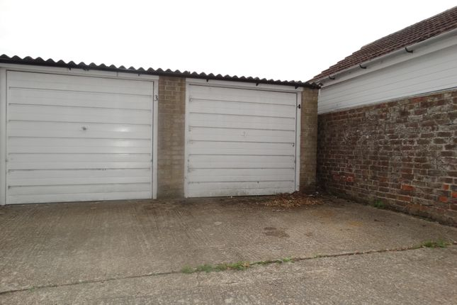 Thumbnail Parking/garage for sale in Franklin Road, Worthing