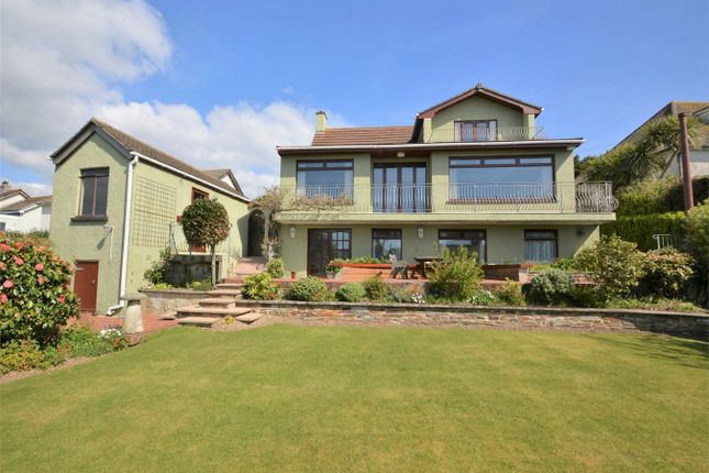 Thumbnail Detached house for sale in Tredynas Road, Falmouth