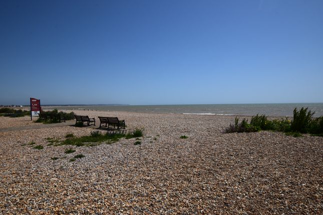 Beach of Pebble Beach, Pevensey Bay BN24