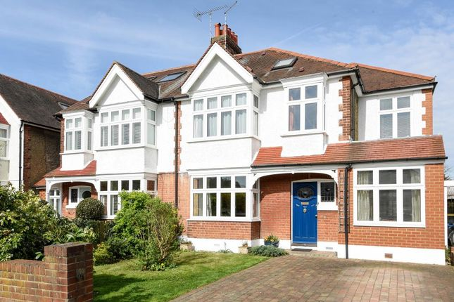 Thumbnail Semi-detached house for sale in Latchmere Road, Kingston-Upon-Thames