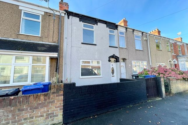 3 bed terraced house to rent in Brereton Avenue, Cleethorpes DN35