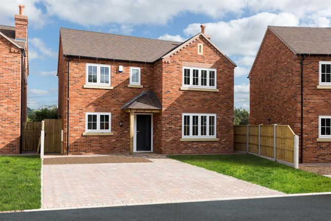 Thumbnail Detached house for sale in Foxley Close, Redhills Road, Milton