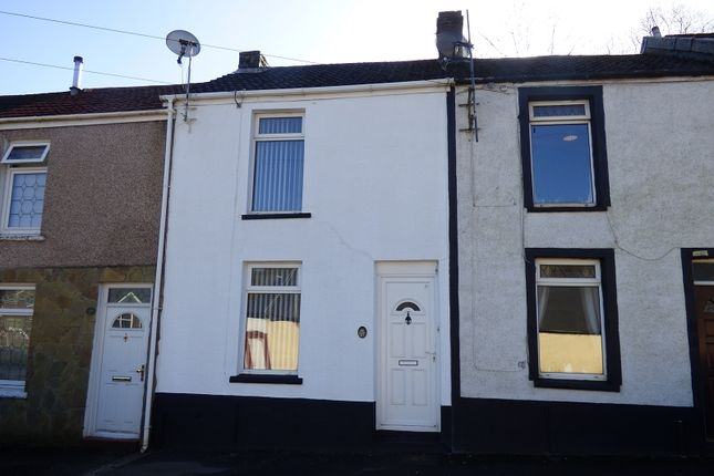 Thumbnail Terraced house to rent in Church Street, Briton Ferry, Neath .