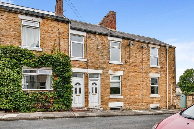 Thumbnail Terraced house for sale in Edward Street, Bishop Auckland, Durham