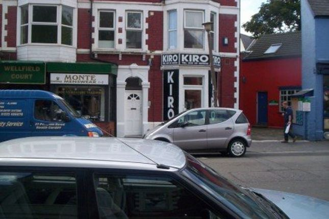 Thumbnail Flat to rent in Pen-Y-Lan Road, Roath, Cardiff