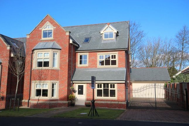 Thumbnail Detached house for sale in Grenfell Gardens, Colne, Lancashire