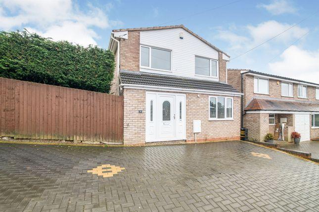 Thumbnail Detached house for sale in Haytor Avenue, Kings Heath, Birmingham