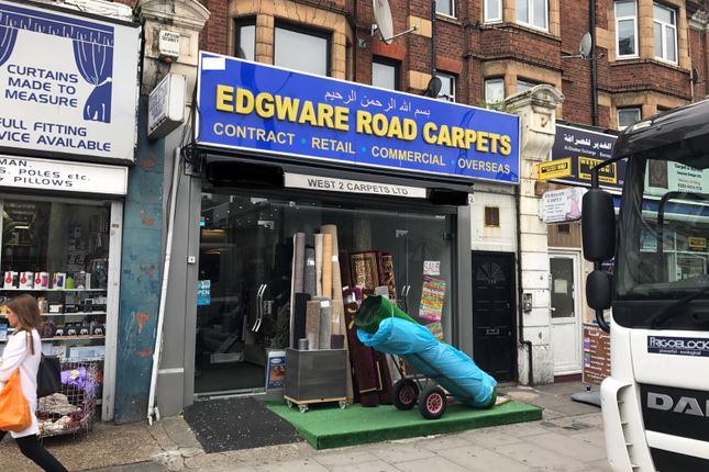 Thumbnail Retail premises for sale in Edgware Road, Marlyebone
