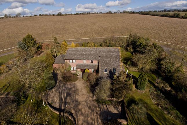 Thumbnail Detached house for sale in Maddle Road, Upper Lambourn, Hungerford