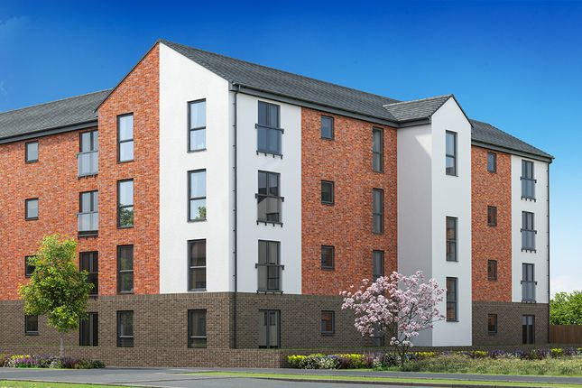 "Thumbnail Flat for sale in ""Holford"" at Woodfield Way, Balby, Doncaster"
