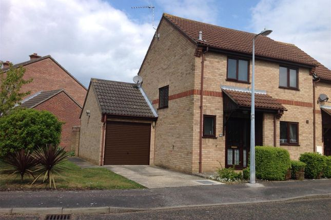Thumbnail Link-detached house for sale in Worcester Road, Ipswich