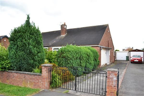 Thumbnail Semi-detached bungalow to rent in Landside, Pennington, Leigh