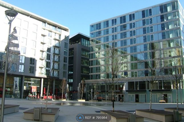 Thumbnail Flat to rent in Witan Gate, Milton Keynes