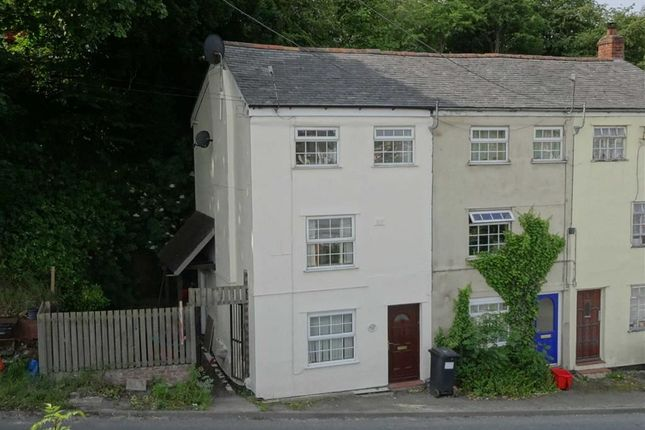 Thumbnail End terrace house to rent in 3, Oak Cottages, Kerry Road, Newtown, Powys